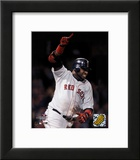 David Ortiz - Game-winning RBI single, 14th inning, Game 5, 2004 ALCS Poster