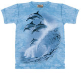 Four Dolphins T-shirts