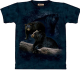 Black Bear Trilogy T-shirts