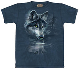 Wolf Reflections T-shirts