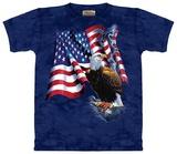 Eagle Flag Skjorter