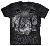 Snow Leopards T-shirts
