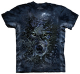 Wolf Tree Shirts
