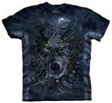 Wolf Tree Shirts