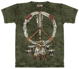 Peace Pipes T-shirts