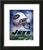 Jets Helmet Logo ('04) Posters