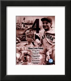 Lou Gehrig - Legends of the Game Composite Posters