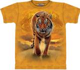 Rising Sun Tiger T-skjorter