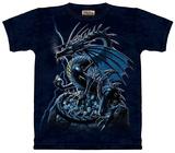 Skull Dragon T-skjorte