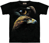 Golden Eagle Collage T-Shirts