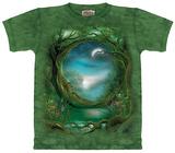 Moon Tree Tshirts