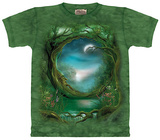 Moon Tree T-shirts