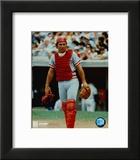 Johnny Bench - Catchers Gear Art