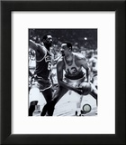 Bill Russell and  Wilt Chamberlain Poster
