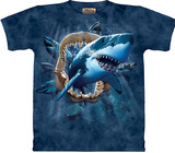 Shark Attack T-shirts