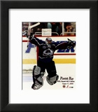 Patrick Roy - 448 Wins with Overlay Print