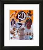 Roberto Clemente - Legends of the Game Composite Poster