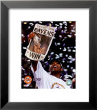 Ray Lewis Super Bowl XXXV MVP Prints
