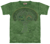 Celtic Tree Camisetas