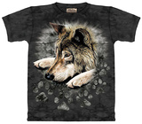 Wolf Paws T-shirts