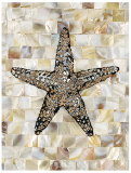 Pearlized Starfish Posters by  Regina-Andrew Design