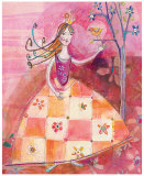 Princess in Pink Prints by Robbin Rawlings