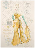 Couture de Printemps Art by Chad Barrett