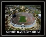 Notre Dame Stadium Art