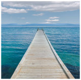 Tropical Dock Prints by Mark Goodall