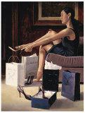 Room Service: Her Poster by Myles Sullivan