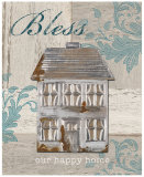 Bless Our Happy Home Prints by Sam Appleman