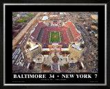 Super Bowl XXXV - Tampa Bay, Florida Prints by Mike Smith