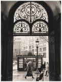 Filigree Iron Doors Kunstdrucke von Toby Vandenack