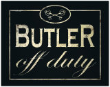 Butler Prints by Lisa Vincent