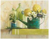 English Sage Art by Angela Staehling