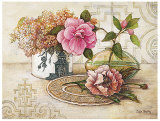 Chinoise Vignette Prints by Angela Staehling