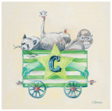 Animal Carriage: C Posters by Catherine Richards