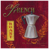 French Roast Posters by Angela Staehling