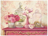 Garden Story Prints by Stefania Ferri