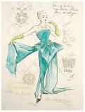 Couture de Paris Art by Chad Barrett