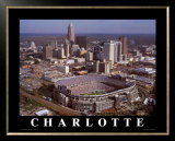 Carolina Panthers - Bank of America Stadium Prints by Brad Geller