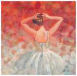 Ballet Practice I Prints by Patrick Mcgannon