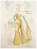 Couture de Printemps Poster von Chad Barrett