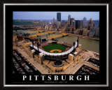 PNC Park - Pittsburgh, Pennsylvania Posters by Mike Smith