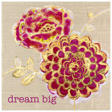 Dream Big Prints by Bella Dos Santos