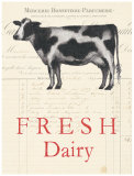 Fresh Dairy Print by Barb Lindner