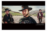 Gunslingers - The Art of Justin Reed Prints