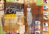 Royale Post for Me Prints by Birgit Lorenz