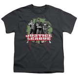 Youth: Justice League America - Jla Trio T-Shirt