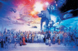 Gwiezdne wojny Plakaty